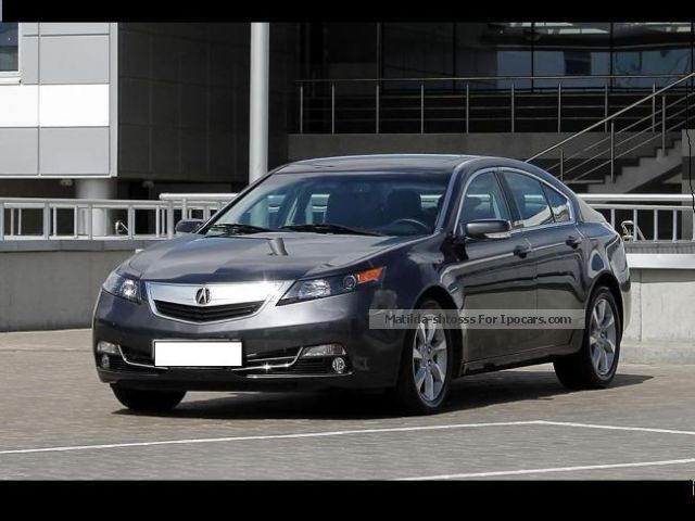 2012 Acura  TL Saloon Used vehicle photo