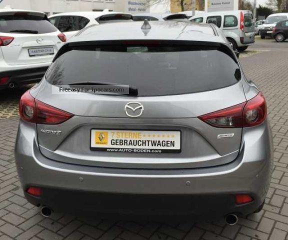 2014 Mazda 3 SKYACTIV-G 120 Sports Line