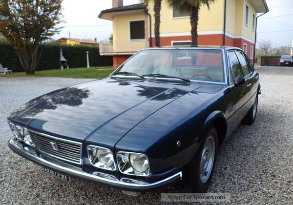 1976 DeTomaso  DE TOMASO DEVILLE Saloon Classic Vehicle ( Accident-free ) photo