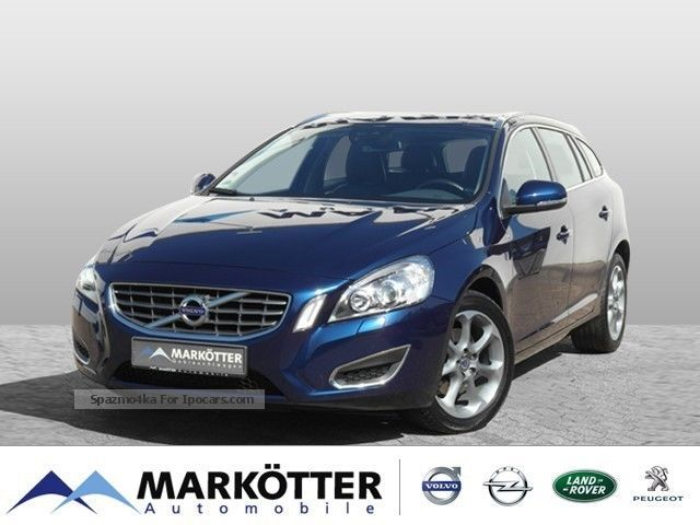 Volvo  V60 D3 Ocean Race / Navi / Xenon / Family Package 2012 Race Cars photo