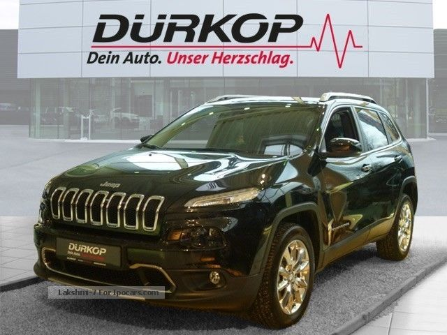 2012 Jeep  Cherokee Limited 2.0 Navigation and Sound, Xenon Off-road Vehicle/Pickup Truck Pre-Registration photo