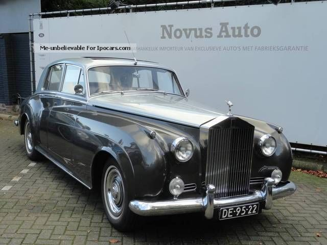 Rolls Royce  Rolls-Royce Silver Cloud 1 Other 1955 Vintage, Classic and Old Cars photo