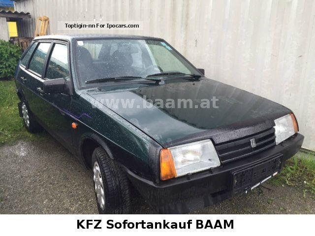 2003 Lada  Samara 1,5i * ONLY 22,000km Saloon Used vehicle photo