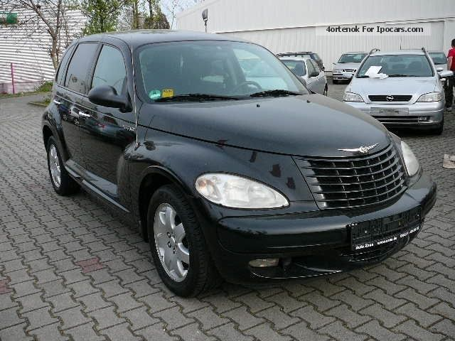 2004 Chrysler  PT Street Cruiser 1 TÜV \u0026 amp; au 03/2017 Estate Car Used vehicle ( Accident-free ) photo