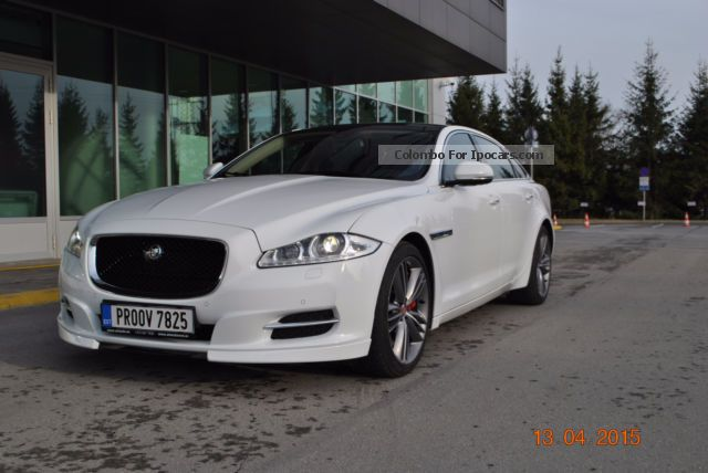 2012 Jaguar  XJ 5.0 V8 compressor Long Supersport 59% discount Saloon Used vehicle ( Accident-free ) photo
