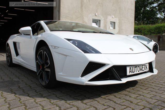 2013 Lamborghini  Gallardo LP560-4 E-Gear FACELIFT CARBON WARRANTY Sports Car/Coupe Used vehicle( Accident-free) photo