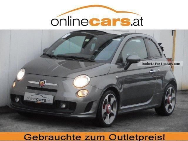 2014 Abarth  500C Custom NET 12390, - Cabriolet / Roadster Used vehicle photo