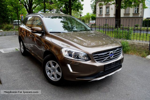 2014 Volvo  XC60 D4 2WD Geartronic Momentum Off-road Vehicle/Pickup Truck Used vehicle photo
