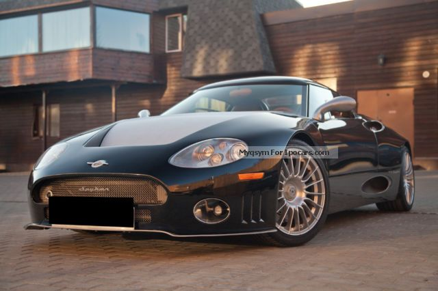 2009 Spyker  C8 Spyder SWB Cabriolet / Roadster Used vehicle photo