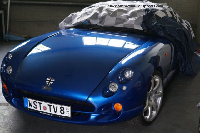 2000 TVR  Other Sports Car/Coupe Used vehicle photo