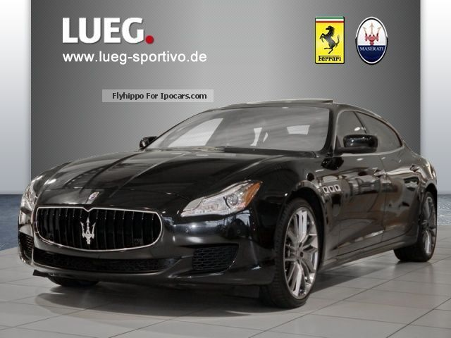 2015 Maserati  Quattroporte S Q4 - MASERATI DÜSSELDORF Saloon Demonstration Vehicle photo